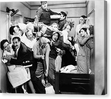The Marx Brothers, 1935 Canvas Print