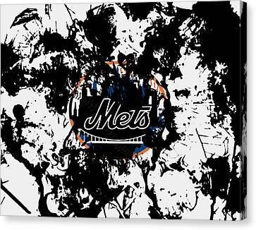 The New York Mets Canvas Print