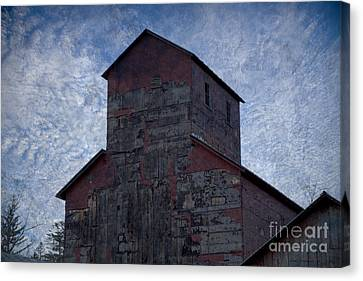 The Old Mill Canvas Print by John Stephens