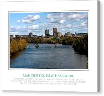 The Queen City Canvas Print by Jim McDonald Photography