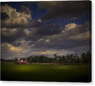 The South Forty Canvas Print