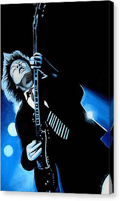 Thunderstruck Canvas Print by Al  Molina