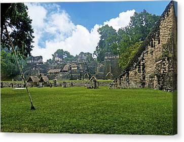 Tikal, Guatemala Canvas Print