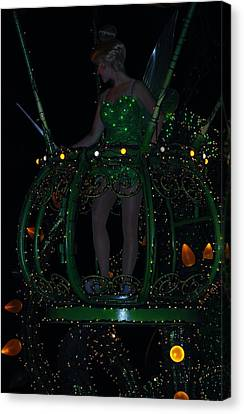 Tinker Bell Canvas Print by Rob Hans