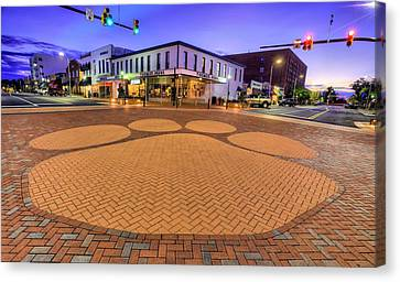 Toomer's Corner Canvas Print by JC Findley