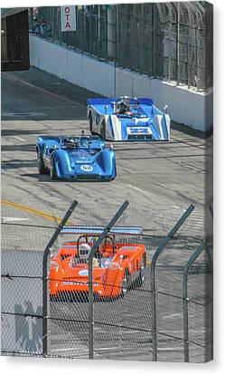 Toyota Long Beach Grand Prix Canvas Print by Tommy Anderson