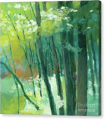 Trees 4 Canvas Print