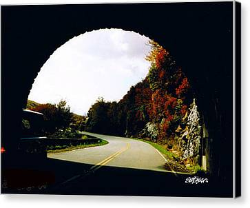 Canvas Print - Tunnel Vision by Seth Weaver