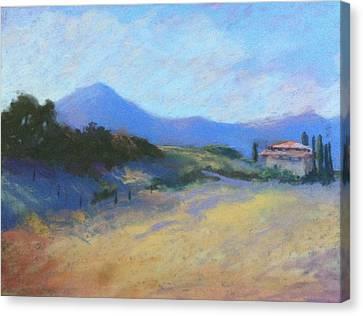 Tuscan Farm Canvas Print
