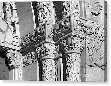 University Of Southern California Detail Canvas Print by University Icons