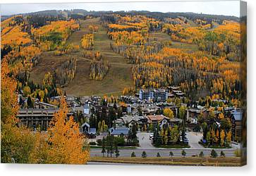 Vail Colorado Canvas Print