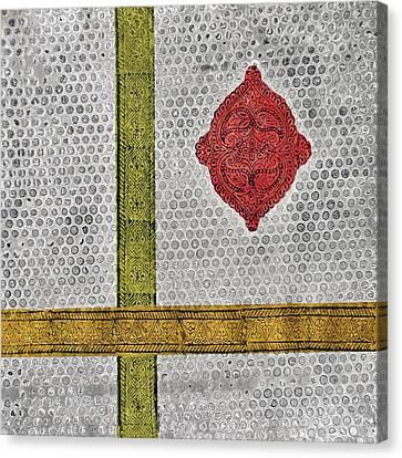 Varnan Vrisht Canvas Print by Sumit Mehndiratta