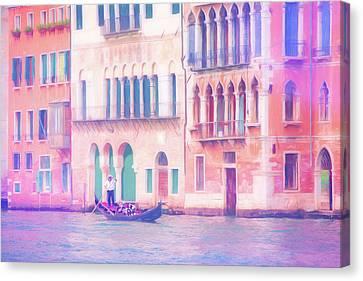Venice Italy Canvas Print by George Robinson