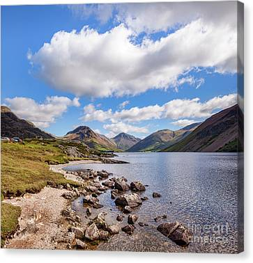 Wastwater Canvas Print by Colin and Linda McKie