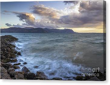 West Shore Canvas Print by Ian Mitchell