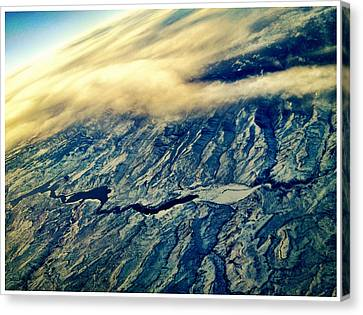 Window Seat 23 Canvas Print by Braden Moran