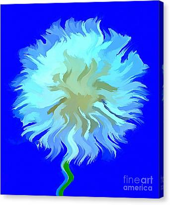 Wish Of A Lifetime Canvas Print by Krissy Katsimbras