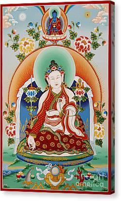 Yuthok Bumseng Canvas Print
