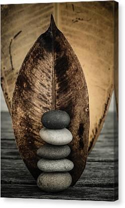 Zen Stones II Canvas Print