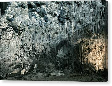 Carlsbad Caverns Canvas Print by Stephen  Vecchiotti