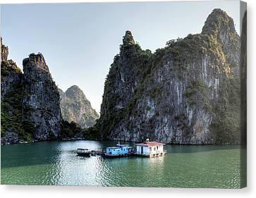 Halong Bay - Vietnam Canvas Print by Joana Kruse