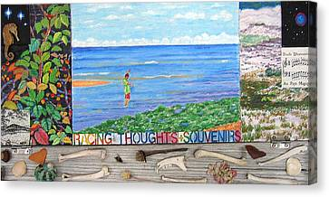 I Sell Prints Canvas Print by Susan Stewart