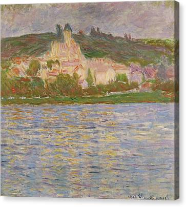 Vetheuil Canvas Print by Claude Monet