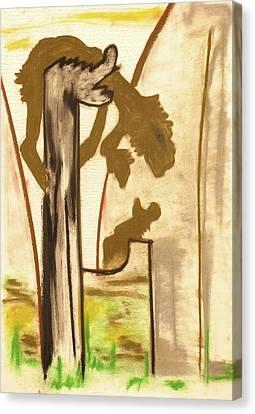 1001 Canvas Print by Stefan Hermannsson