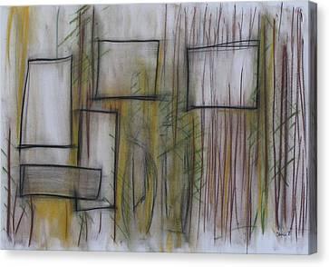 1004 Canvas Print by Stefan Hermannsson