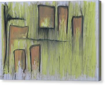 1008 Canvas Print by Stefan Hermannsson