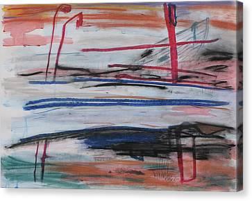 1010 Canvas Print by Stefan Hermannsson