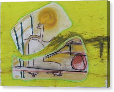 1011 Canvas Print by Stefan Hermannsson