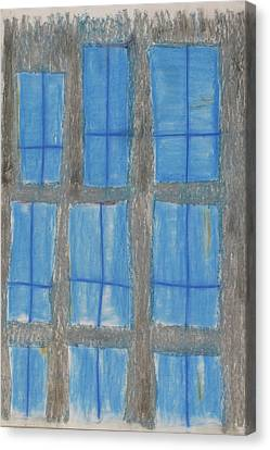 1012 Canvas Print by Stefan Hermannsson