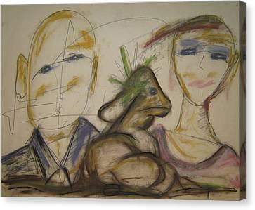 103 Canvas Print by Stefan Hermannsson