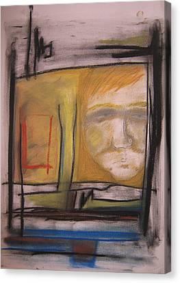 104 Canvas Print by Stefan Hermannsson