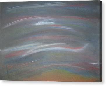 106 Canvas Print by Stefan Hermannsson