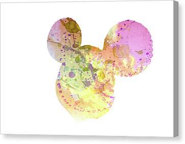 10695 Mickey Canvas Print
