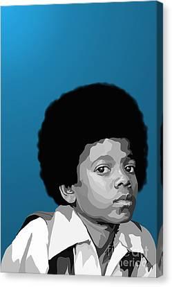 108. Easy As 123 Canvas Print by Tam Hazlewood