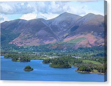 Derwentwater - Lake District Canvas Print