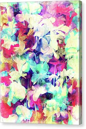 Digital Abstract Painting Canvas Print