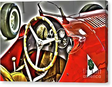 Indy Car Canvas Print - Indy Race Car Museum by ELITE IMAGE photography By Chad McDermott