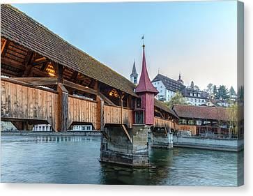 Lucerne - Switzerland Canvas Print