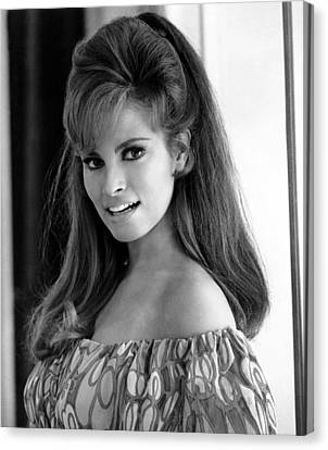 Raquel Welch, 1960s Canvas Print by Everett