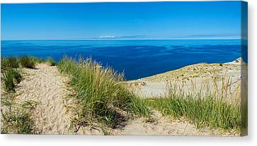 Sleeping Bear Dunes Canvas Print by Twenty Two North Photography