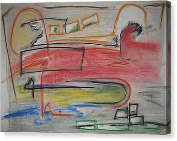 112 Canvas Print by Stefan Hermannsson