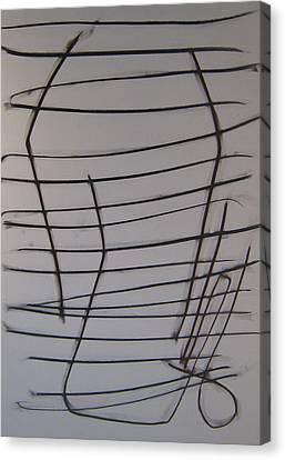 113 Canvas Print by Stefan Hermannsson