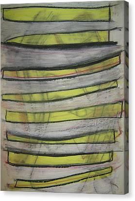 114 Canvas Print by Stefan Hermannsson
