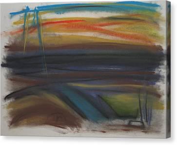 115 Canvas Print by Stefan Hermannsson