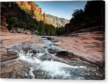 1152 Slide Rock State Park - Sedona, Az Canvas Print