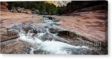 1153 Slide Rock State Park - Sedona, Arizona Canvas Print